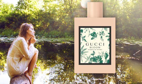 toaletná voda Gucci Bloom Acqua Fiori