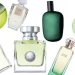 Parfumy v štýle Greenery