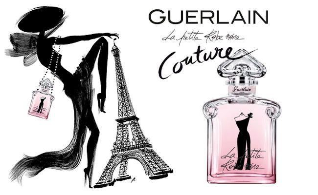Parfumy Guerlain: La Petite Robe Noire Couture od Elnino.sk