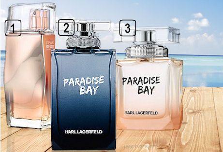 Nové letné parfumy Kenzo a Karl Lagerfeld od Elnino.sk