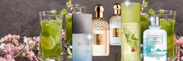 Citrusové parfumy – aromatické i sladké