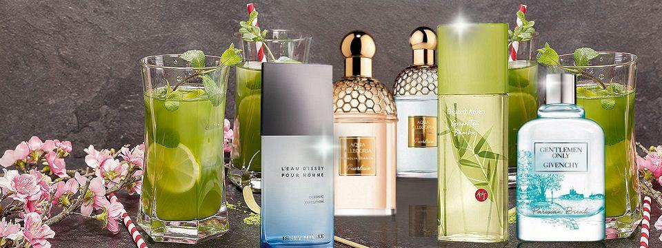 Citrusové parfumy - aromatické i sladké