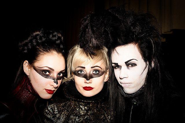 Podarená trojica; Foto: Martin SoulStealer (Chroma Trio); Zdroj: http://bit.ly/1ti8bHW