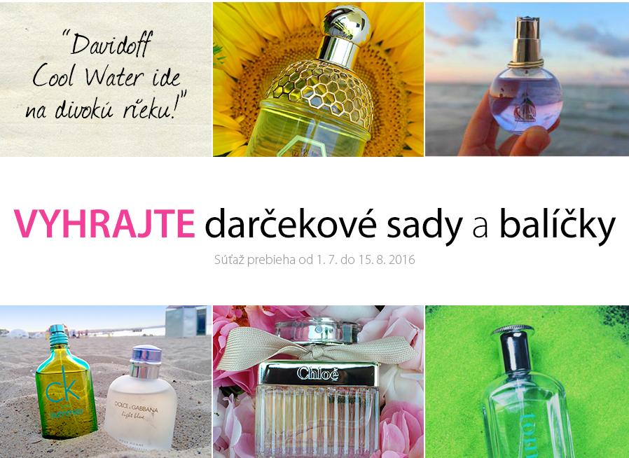Vyrazte s parfumom na prázdniny a zvečnite zážitky