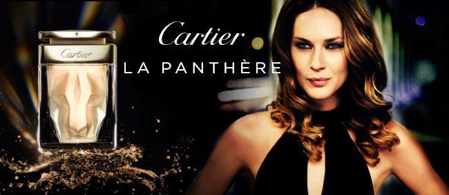 Cartier La Panthere parfumovaná voda z e-shopu Elnino.sk