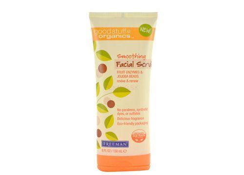enzýmový peeling s jojobovým olejom Freeman Smoothing Facial Scrub Fruit Enzymes&Jojoba Beads z ponuky Elnino.sk