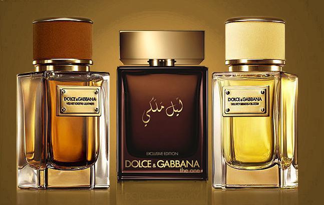 Dolce & Gabbana Velvet Exotic Leather, The One Royal Night a Velvet Mimosa Bloom