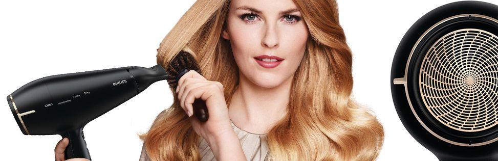 Získajte zľavy na produkty Philips, v akcii na www.elnino.sk je aj sušič vlasov Philips PRO, HPS920/00