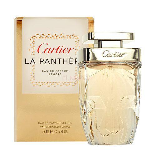 Cartier La Panthere Legere pre zvádzanie ako šelma