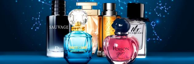 Hviezdy vyberajú Vašu novú vôňu na rok 2016
