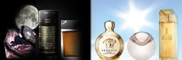 Noc a deň vo voňavom podaní parfumov