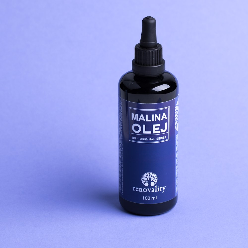 Renovality malinový olej