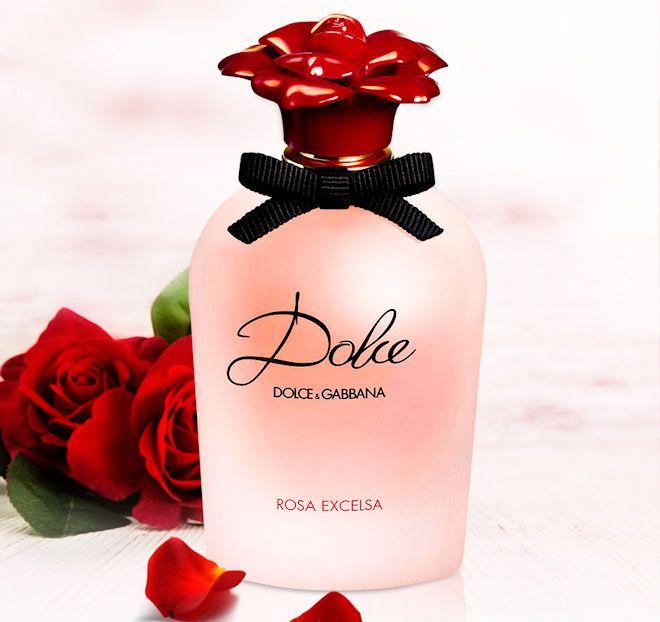 talianska ružová kráska Dolce & Gabbana Dolce Rosa Excelsa