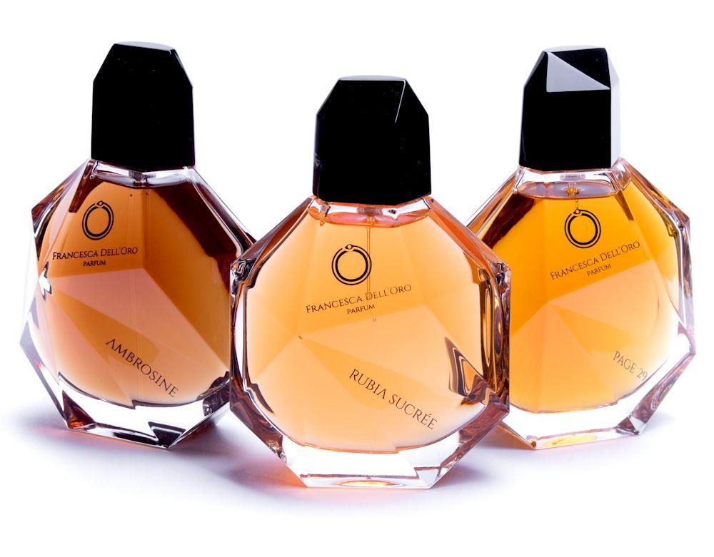 Orientálne a iné vône Francesca dell´Oro