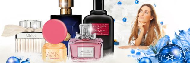 Nádielka noviniek do sviatočných dní (nové parfumy)