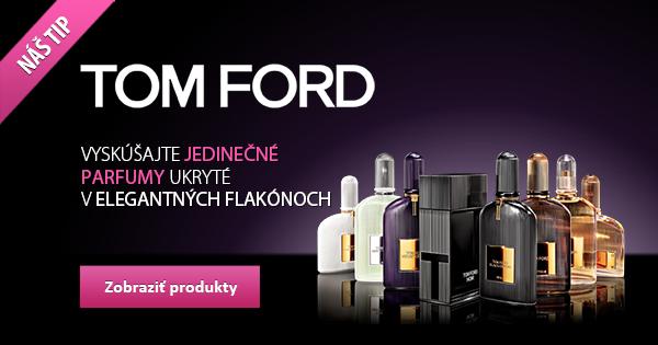 Tom Ford parfumy v ponuke Elnino.sk