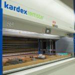 Automatický systém, ktorý uskladňuje i podáva tovar