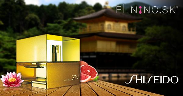 Značkové parfumy Shiseido z ponuky Elnino.sk