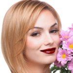 Svetlá pleť ružový podtón a červený rúž Lancôme z ponuky Elnino.sk