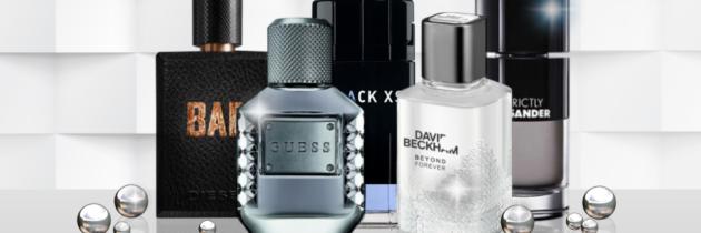 Nové pánske parfumy s vôňou korenia