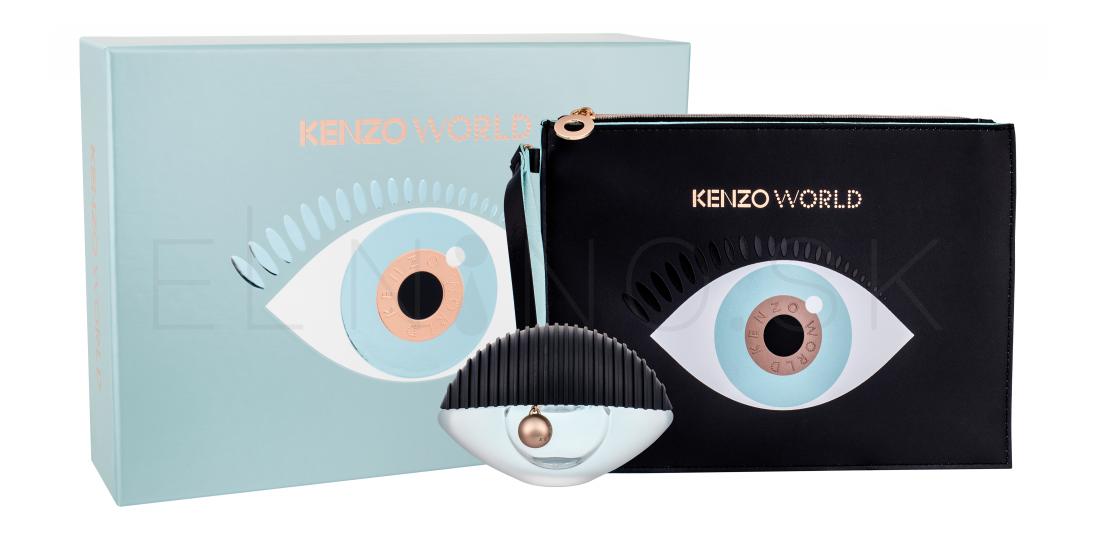 Darčekový set Kenzo World s taštičkou