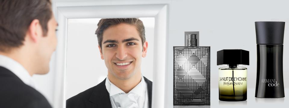 Parfum hodný muža