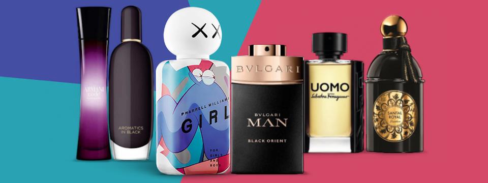 Pharrell Williams Girl a ďalšie nové parfumy