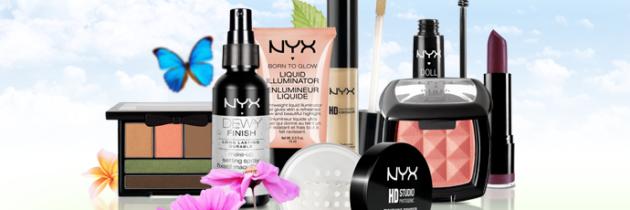 NYX: nová dekoratívna kozmetika na Elnino.sk!
