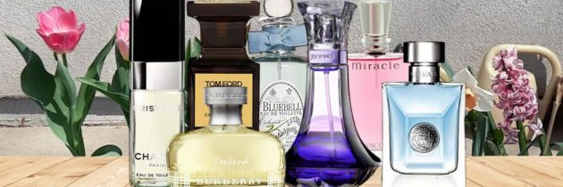 Elegancia jari – kvetinové parfumy pre neho i pre ňu