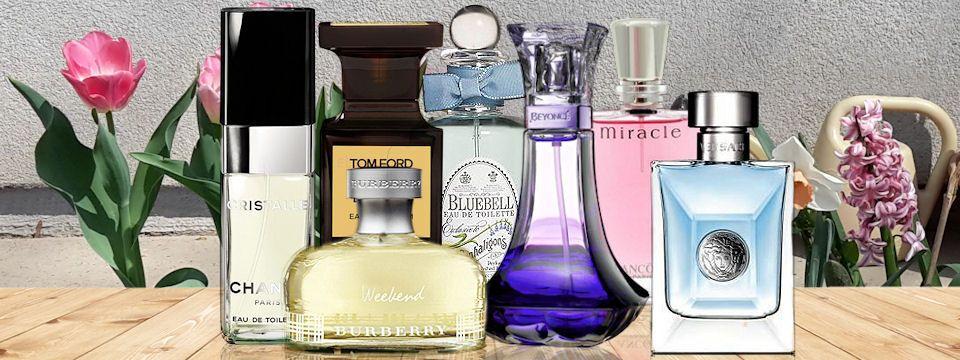 Elegancia jari - kvetinové parfumy pre neho i pre ňu