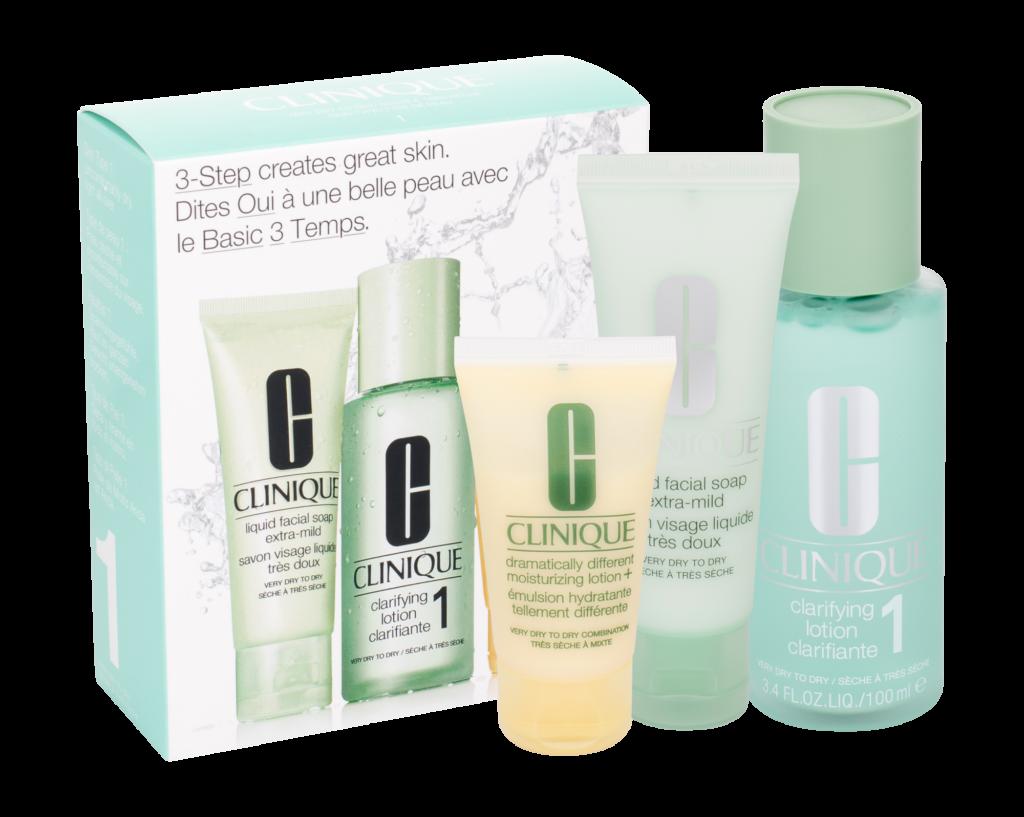 systém starostlivosti Clinique 3-Step Skin Care