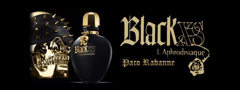 Dámska vôňa Paco Rabanne Black XS L'Aphrodisiaqueparfumovaná voda z ponuky vôní Elnino.sk