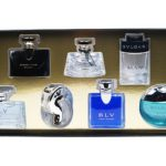 Krásna zbierka parfumov Bvlgari pre manželský pár