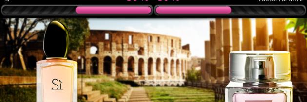 Gucci, Armani a sladké Taliansko