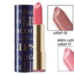 Rúž Dermacol Lip Seduction Lipstick v nežnej ružovej farbe od e-shopu Elnino.sk