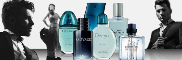 Pánska volenka (nové parfumy hlavne pre mužov)