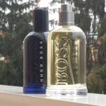 Testery parfumov Hugo Boss z edície Boss Bottled - ikonický No. 6 nemá kryt