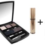 Dekoratívna kazeta Christian Dior Eye Designer Makeup Palette obsahuje: 3x očný tieň, 2x tieň na obočie, očnú linku, riasenku, 2 aplikátory, pinzetu a a vybraný rúž Addict Lipstick z ponuky - oboje nájdete v ponuke Elnino.sk
