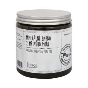minerálne bahno Sefiros Original Dead Sea Pure Mud pre detox tela