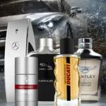 Automobilové značky prinášajú parfumy pre každého fanúšika motoršportu a áut