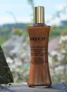 PAYOT ELIXIR BODY FACE HAIR OIL