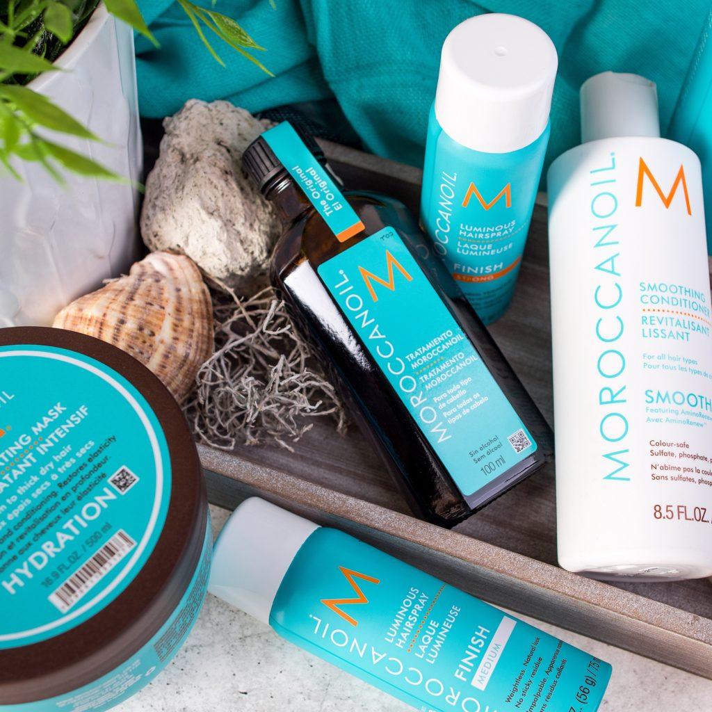 Vlasová kozmetika Moroccanoil
