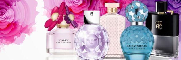 Nové parfumy do školskej lavice i pred ňu