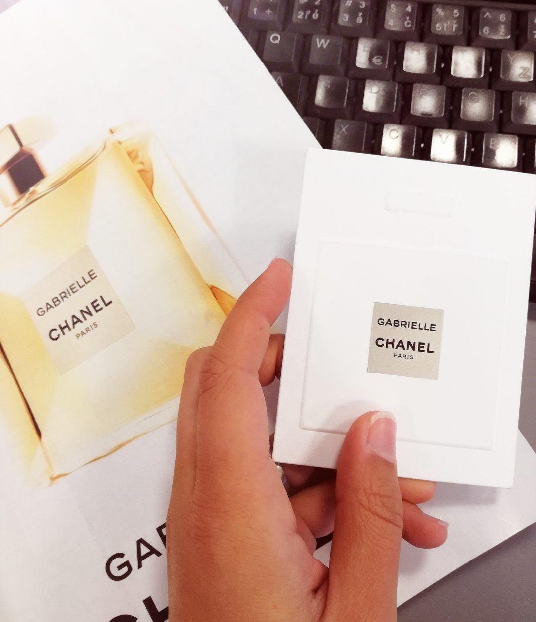 Chanel Gabrielle - nový parfum na trhu