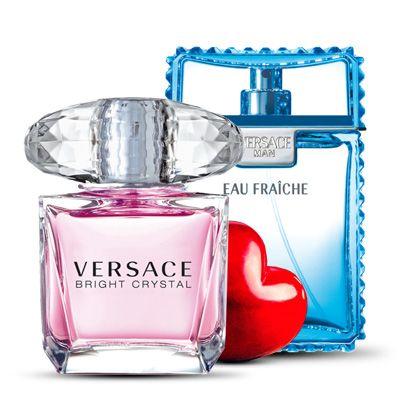 Parfumové bestsellery Versace