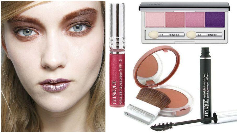 Líčenie s kozmetikou Clinique podľa Elnino.sk