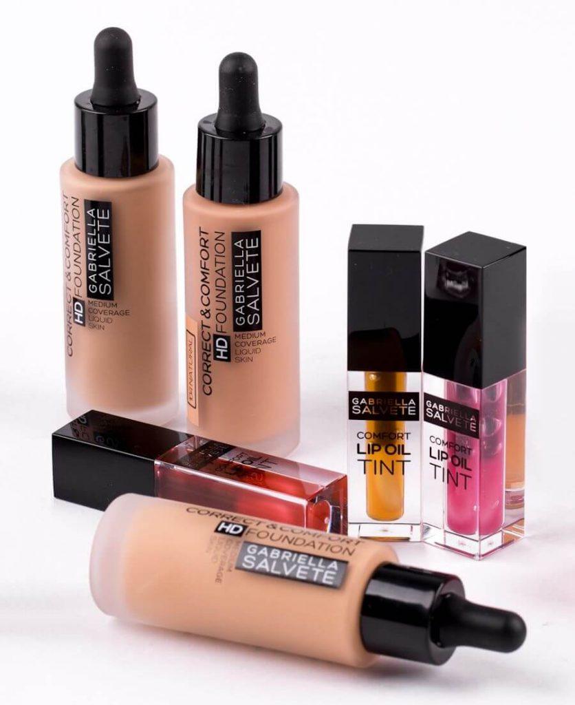 Gabriella Salvete Correct & Comfort a Lip Oils