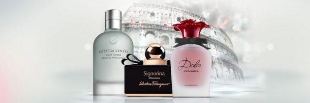 Talianska elegancia a tri nové parfumy