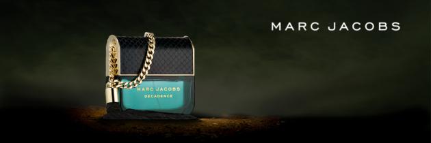 Exotická i provokatívna vôňa Marc Jacobs Decadence