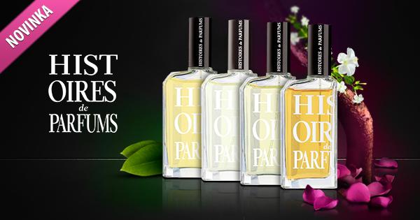 Parfumy Histoires de Parfums pre dámy i pánov predáva Elnino.sk - najkvalitnejšia parfuméria